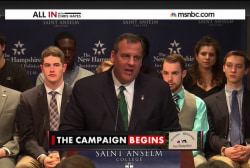 GOP candidates make case in New Hampshire