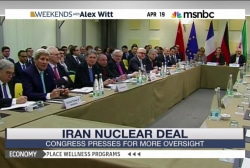 Congress gets review role in Iran deal