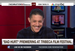 Theo Rossi on his new movie 'Bad Hurt'