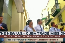 US business leaders seek dialogue with Cuba