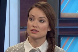 Olivia Wilde's new doc follows Ebola workers