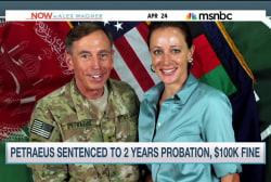 Is Petraeus getting off too easy?