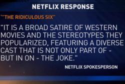 Netflix defends Adam Sandler movie