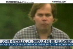John Hinckley, Jr.: Should he go free?