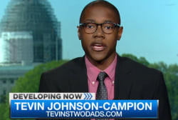 Same-sex marriage plaintiffs' son speaks out