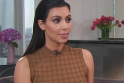 Kim Kardashian: I'm happy for Bruce Jenner