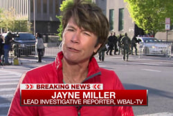 Reporter: Tough day ahead for Baltimore