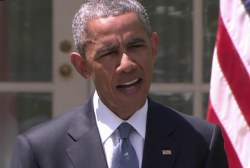 Obama: Baltimore riots are counterproductive