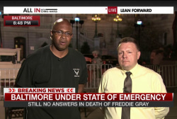 A former officer's take on Baltimore unrest