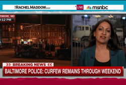 ACLU calls for end to Baltimore curfew
