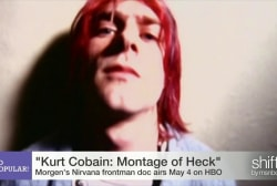 New HBO doc demystifies Nirvana's Kurt Cobain