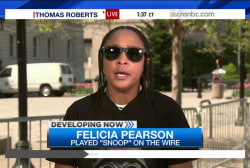 Felicia Pearson: 'Now, we need a conviction'