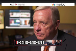 Sen. Dick Durbin sits down with Chris Hayes
