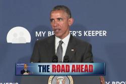 Pres. Obama, post-White House