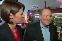 Huckabee responds to Clinton on immigration