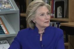 Immigration advocates keep eye on Clinton