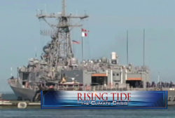 Rising tide a national security threat