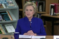 Clinton setting trap for GOP on immigration?