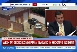 Police: Zimmerman suffers gunshot wound