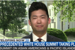 Unprecedented White House Summit takes place