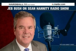 Jeb Bush backtracks his comments on Iraq