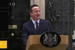 Implications of David Cameron's re-election
