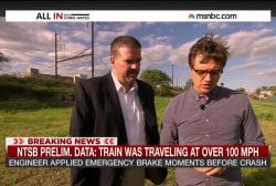 How do you keep trains safe?