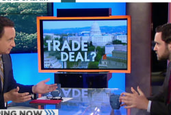 Senate reaches deal on trade