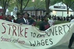Minimum wage victory in New York