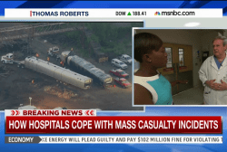 How doctors treated Amtrak crash casualties