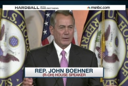 "Boehner: ""Stupid"" to talk about Amtrak..."