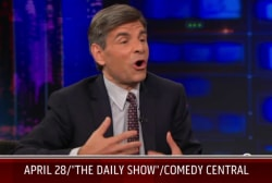 What was [Stephanopoulos] thinking?
