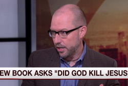 'Why was Christ killed?,' new book asks
