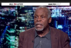 Danny Glover and the new civil rights...