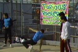 The sonic cultural influence of hip-hop, rock