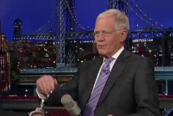 David Letterman's last laughs