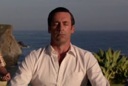 'Mad Men' stars discuss the series finale