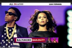 Jay Z, Beyonce, and 'Black Lives Matter'