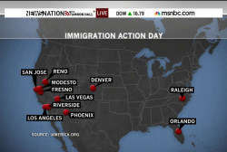Nationwide day of action on immigration