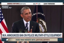 Obama praises Camden approach to policing