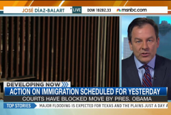 Cruz spox on immigration: 'Secure the border'