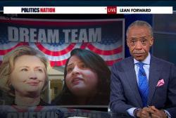 Clinton taps dreamer for Latino outreach