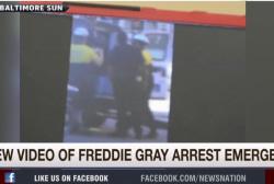 New video of Freddie Gray arrest emerges