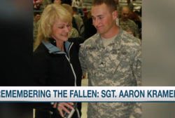 Remembering Sgt. Aaron Kramer