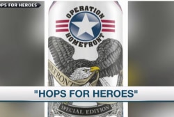 'Hops for Heroes' focuses on military...