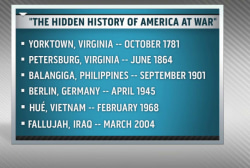Book examines America's war history
