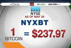 NYSE creates Bitcoin Index
