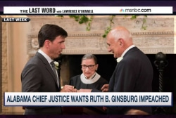 Top Alabama judge wants Ginsburg & Kagan out