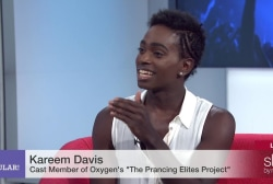 Exclusive: Prancing Elite's Kareem Davis