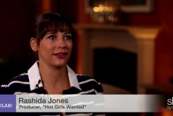 Rashida Jones debuts new doc on amateur porn